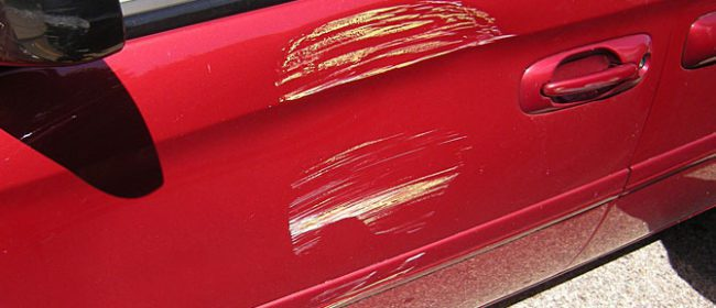 Car Paint Scratch Remover: Paintless Dent Removal