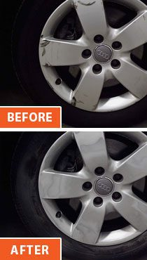 Alloy Wheel Repair Rim Restoration Autocolor Madison Middleton