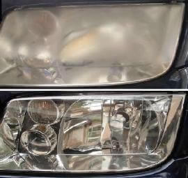 Headlight Restoration – Restore Your Foggy, Yellowed Headlights
