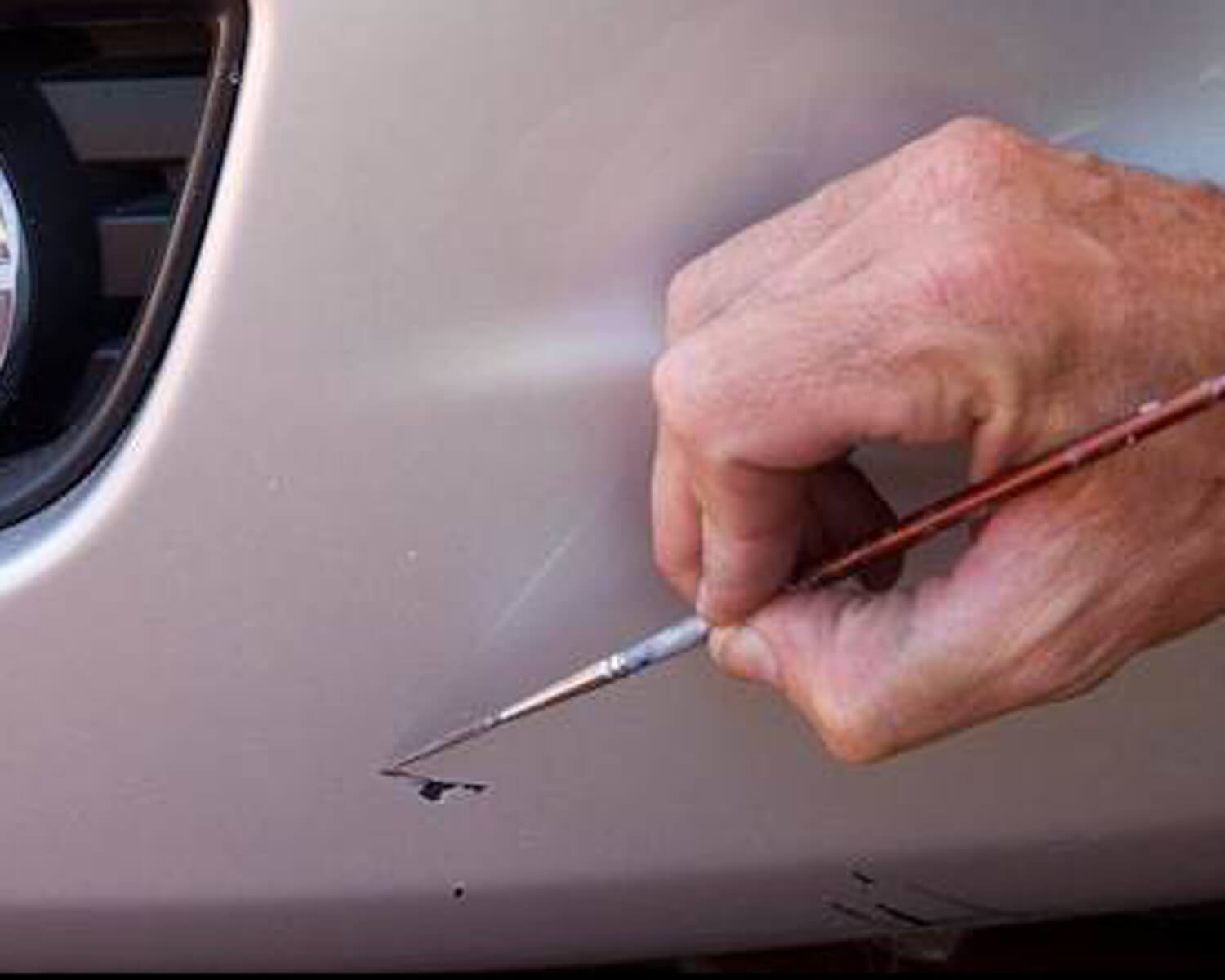 Reality In Auto Body – Touch Up Paint Repairs