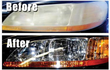 Headlight Restoration With Lifetime Warranty In Madison WI