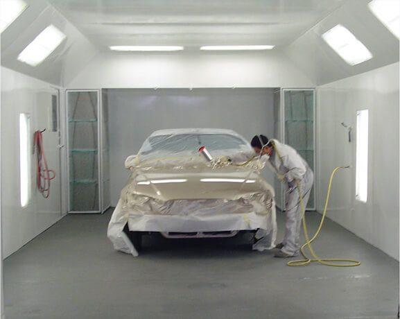 Body shop auto body shop madison wi auto color for Car paint shop