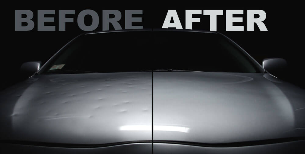 Do You Know Where Your Car Is Madisons >> Car Hail Damage Paintless Dent Repair Auto Color Madison Wi
