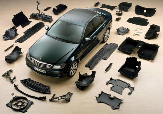 OEM Parts And Your Auto Body Repair