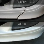 Cracked Bumper Repair |Auto Color | Madison WI