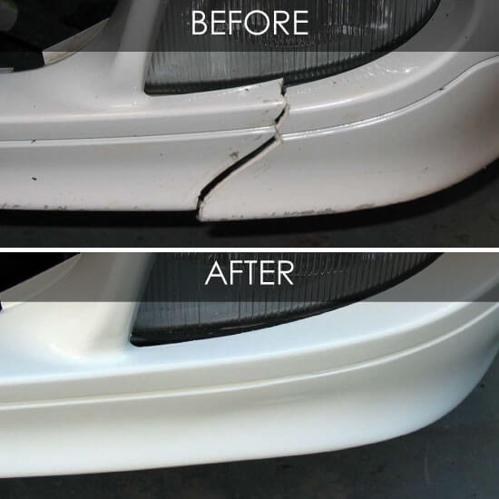 Benefits of Plastic Bumper Crack Repair