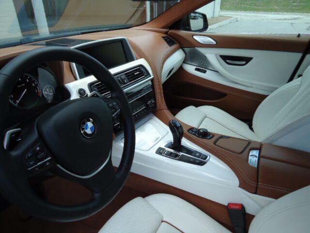 Interior Car Detailing Keeps New Cars Looking Sharp