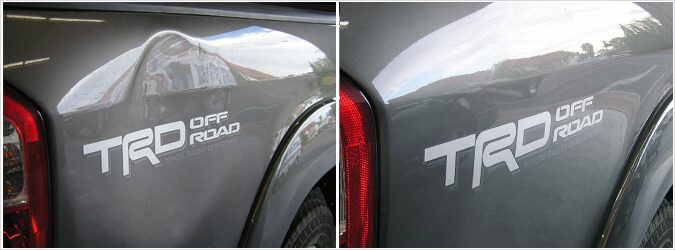 Paintless Dent Repair >> Paintless Dent Repair | Collision Repairs | Madison WI | Auto Color | AutoColor