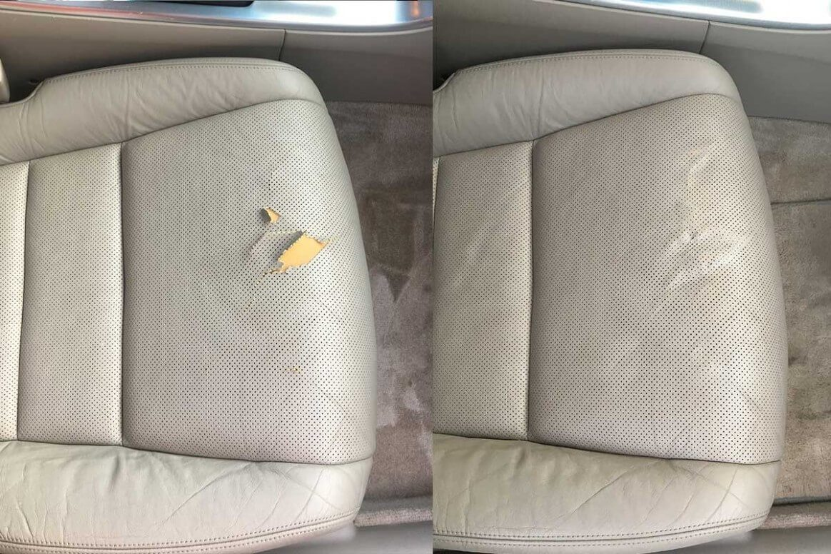 Auto Upholstery Repair Available Locally Autocolor