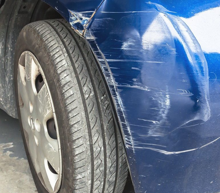 Even Minor Vehicle Mishaps Require Body Shop Repairs