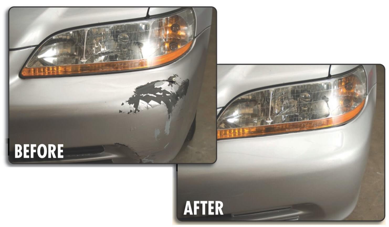 Autocolor Small Damage Small Repair Small Price