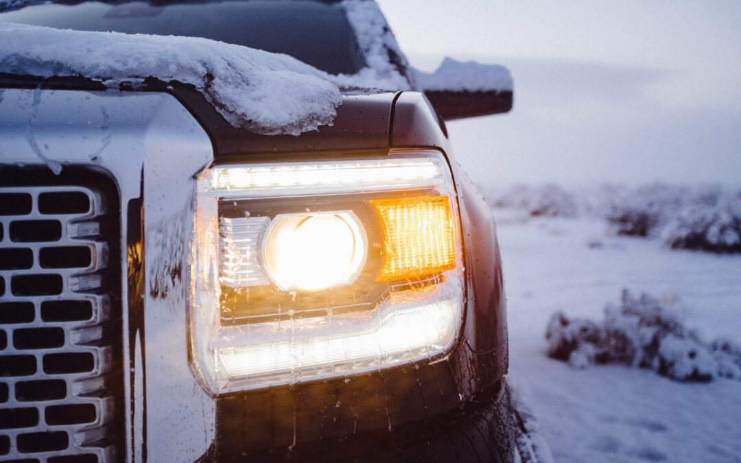 Plan Ahead, Protect Vehicle Paint From Road Salt Damage