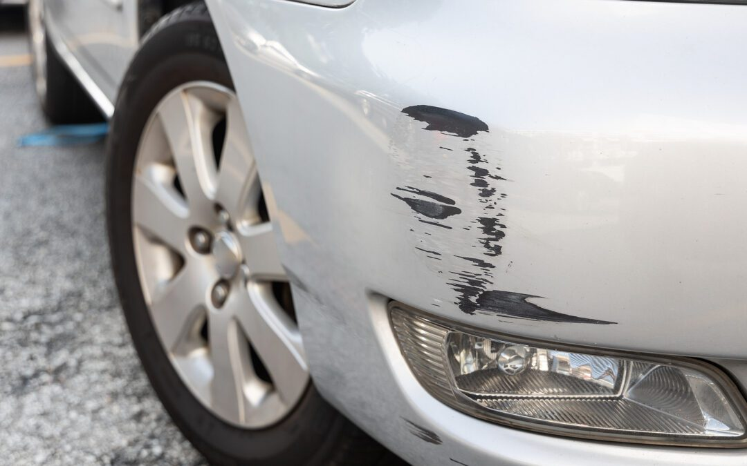 Wintertime Auto Damage – Dealing With Dings, Dents And Scrapes