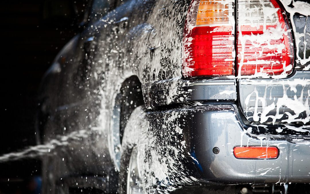Auto Body Paint Benefits From Skilled Vehicle Wash And Wax